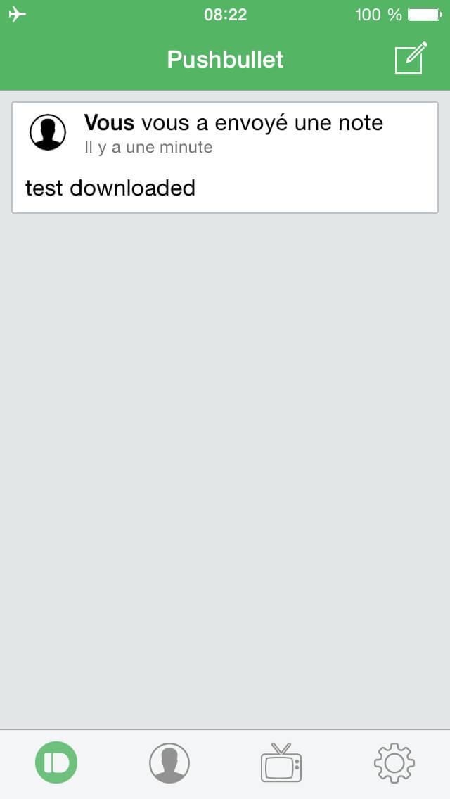 rTorrent - Recevoir des notifications push