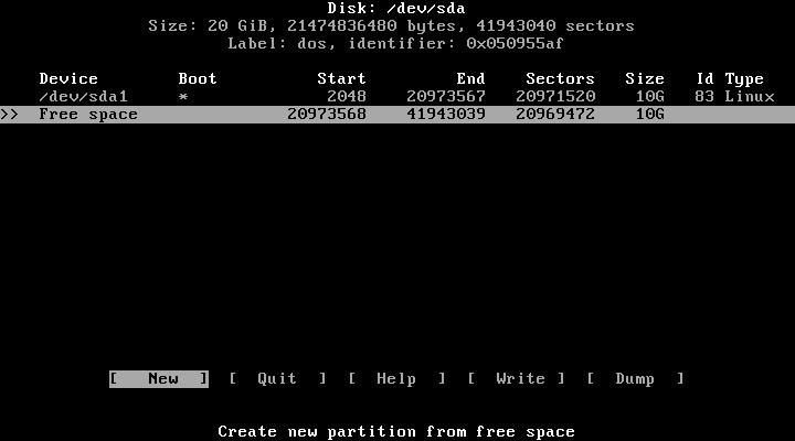 Installer Archlinux