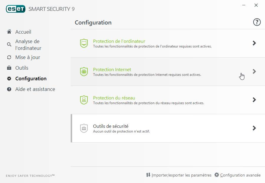 ESET Smart Security et HTTP2-01