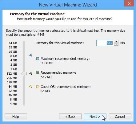 WMware - environnement de test - 10