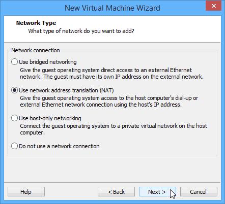 WMware - environnement de test - 11