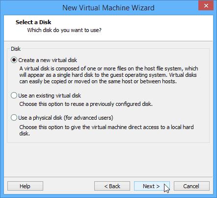 WMware - environnement de test - 14
